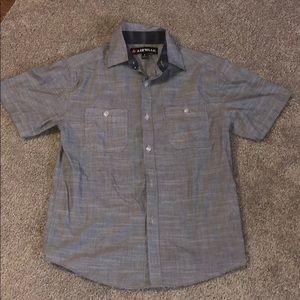 Airwalk Button Up Shirt (Boys)